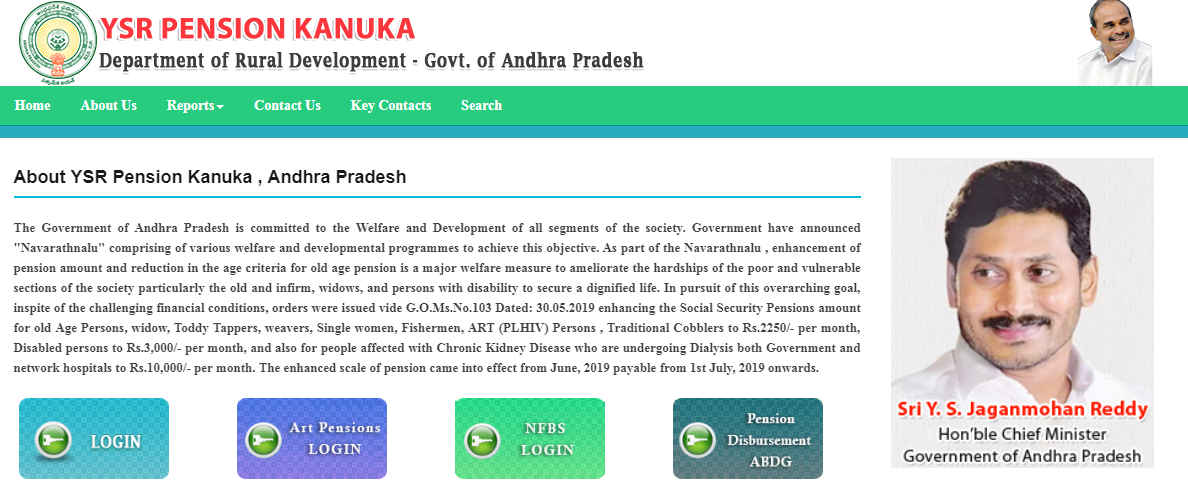 [How To Apply] AP Old Age Pension Scheme Online Application - Rules, Status, List PDF