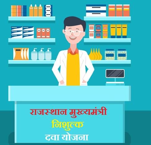 Rajasthan [CM] Mukhyamantri Nishulk Dava Yojana [Scheme] List