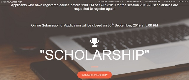 www.directorateofhighereducation.assam.gov.in - Assam Scholarship 2019-20