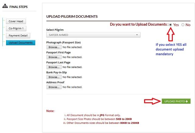 Hajj Documents