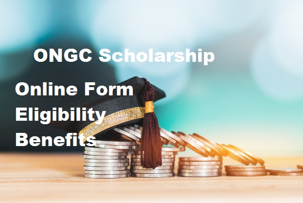 ONGC Scholarship Application Form [Apply Online] - www.ongcindia