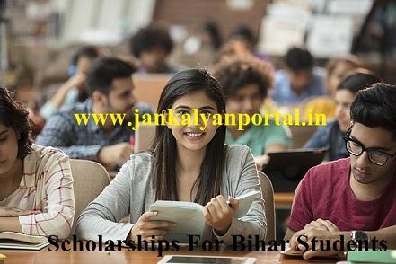 Bihar Scholarship Online Application Form List, Dates, Eligibility, Documents, Status