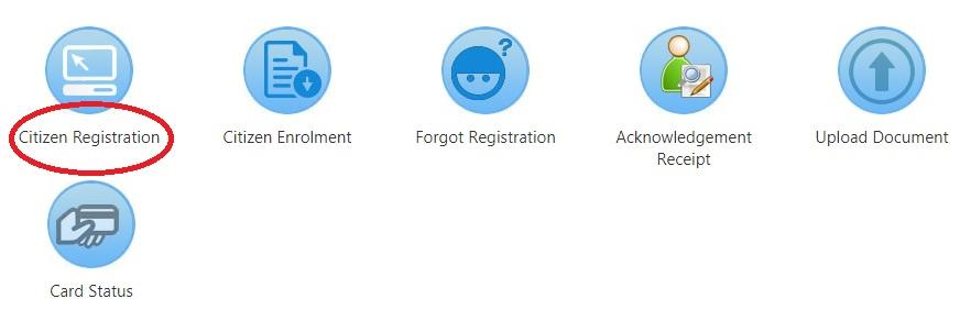Rajasthan Jan Aadhar Card Registration Online