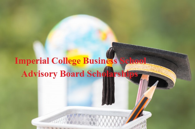 www.imperial.ac.uk Imperial College Business School Advisory Board Scholarships