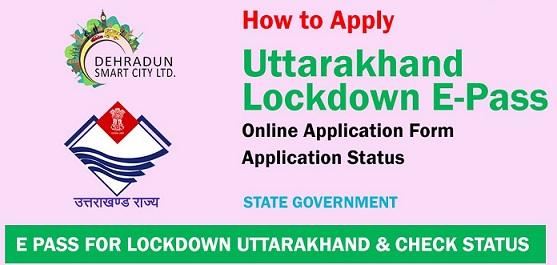 policecitizenportal.uk.gov.in - Uttarakhand LockDown e-Pass - Online Registration, Track Status