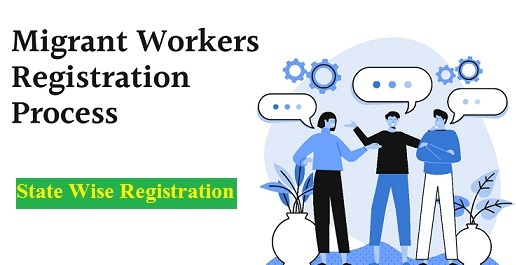 (State Wise) Migrant Workers Registration Online Form - Helpline Number For Interstate Movement