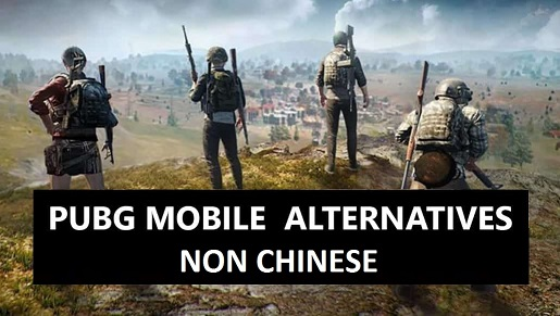 Best 3 PUBG Mobile Alternatives - Non Chinese Games Like Pubg Mobile In 2020