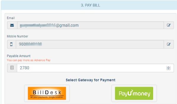Pay PSPCL Bill Payment Online